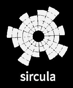 Sircula logo white transparent